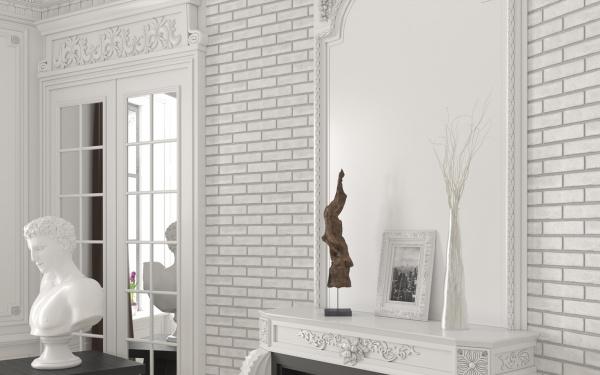 Brick Style|Golden Tile