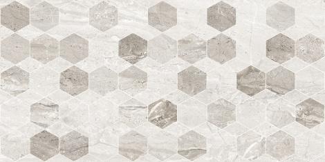 Marmo Milano hexagon 300x600x9 мм