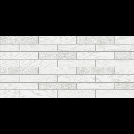 EXPERIENCE Сірий декор 23x50