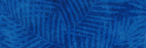 DIXIE DECO DARK BLUE SATIN 20X60