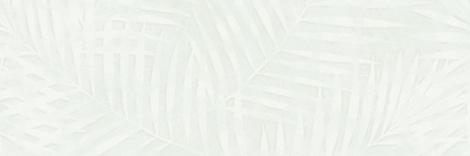 DIXIE DECO WHITE SATIN 20X60