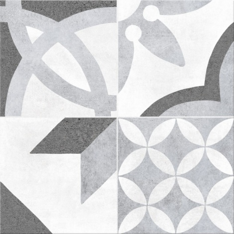 HENLEY GREY PATTERN 29,8x29,8