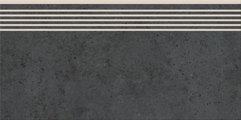 HIGHBROOK ANTHRACITE STEPTREAD 29,8x59,8