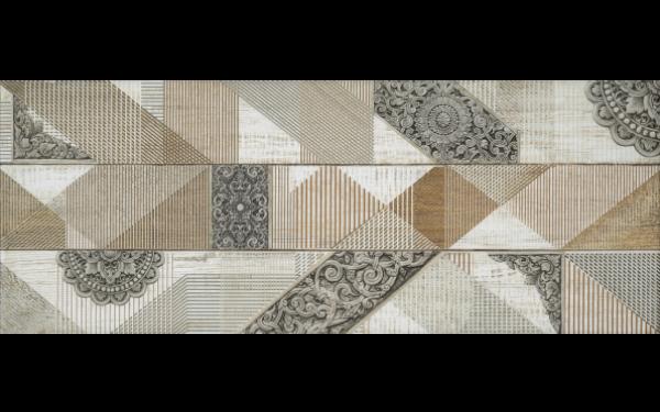 MANIFESTO декор серый / Д 166071