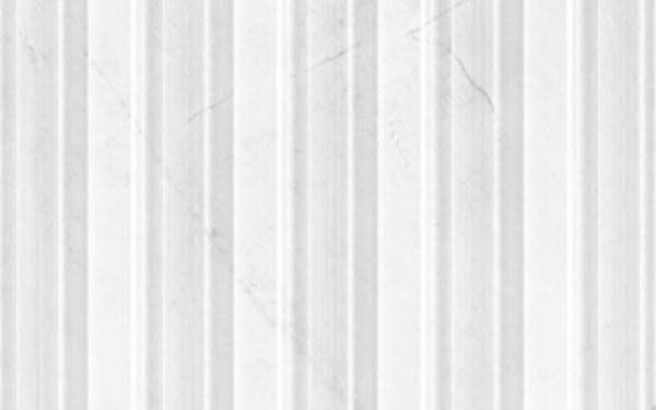 Absolute Modern белый рельеф 300x600x9 мм
