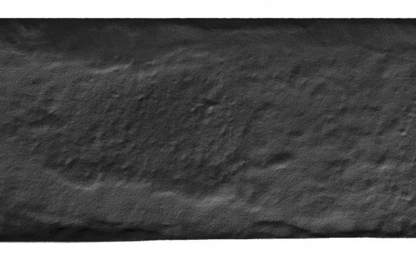 The Strand черный 250x60x10 мм