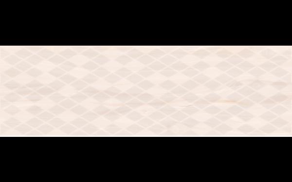 CALIFORNIA Світло-бежевий Рельєфний 25x80