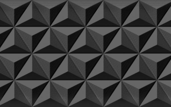 DIAMOND BLACK STAR DEKOR 30х60