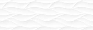 Brilliant White W M/STR 300x900 R Glossy
