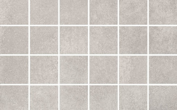 CITY SQUARES LIGHT GREY MOSAIC 29,8x29,8