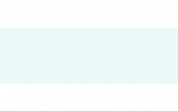 CAMPO Блакитний 25x80
