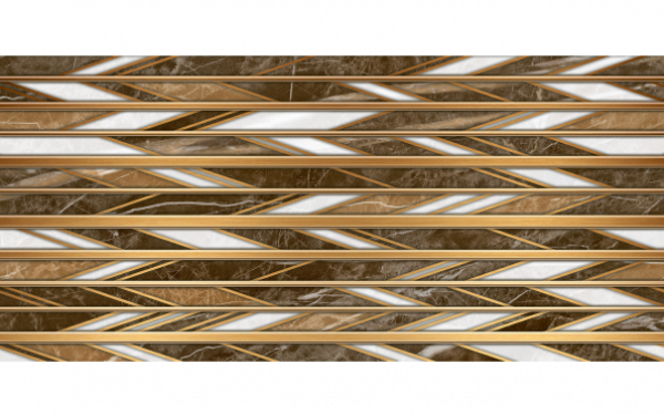 Levante декор коричневый / Д 221 032